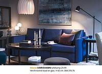 Simrishamn tafellamp-Huismerk - Ikea