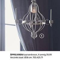 Äppelviken kaarsenkroon-Huismerk - Ikea