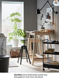 Dalfred barkruk-Huismerk - Ikea