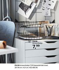 Pleja brievenbakje-Huismerk - Ikea