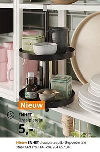 Enhet draaiplateau-Huismerk - Ikea