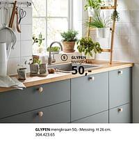Glypen mengkraan-Huismerk - Ikea