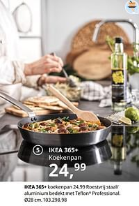 Ikea 365+ koekenpan-Huismerk - Ikea
