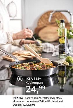 Ikea 365+ koekenpan