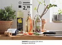 Smakrik koolzaadolie-Huismerk - Ikea