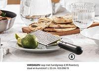 Vardagen rasp met handgreep-Huismerk - Ikea