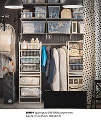 Dimpa opbergtas-Huismerk - Ikea