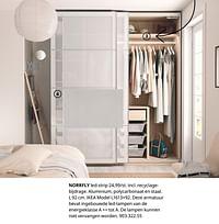 Norrfly led-strip-Huismerk - Ikea