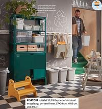 Risatorp roltafel-Huismerk - Ikea