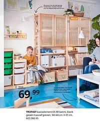 Trofast basiselement-Huismerk - Ikea