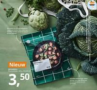 Huvudroll plantballetjes-Huismerk - Ikea