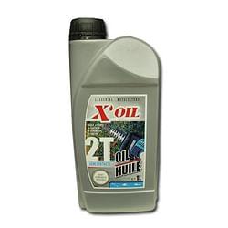 2-Takt olie semi synthetisch 1 liter