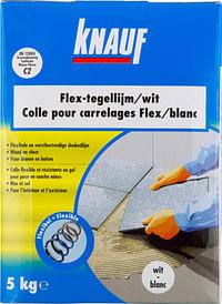 Knauf Flex tegellijm 5 kg wit-Knauf