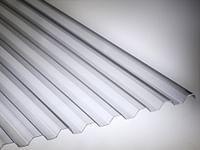 Onduline Dakplaat PVC 70/18 cristal 1,09 x 3 m-Onduline