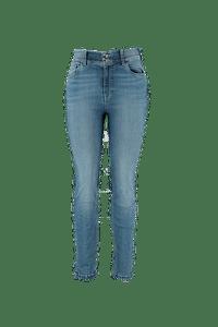 MS Mode Dames Magic Simplicity Sculpts Jeans Denim-Huismerk - MS Mode