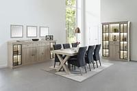 Eetkamer Orme Naturel-Huismerk - O & O Trendy Wonen
