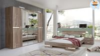 Slaapkamer Anne-Huismerk - O & O Trendy Wonen