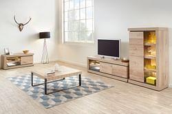 TV-meubel Oude Eik