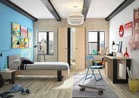 Hoogslaper Duplex-Huismerk - O & O Trendy Wonen