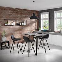 Bartafel Betonlook-Huismerk - O & O Trendy Wonen