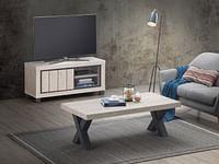TV-meubel Natuurlijk Eik-Huismerk - O & O Trendy Wonen