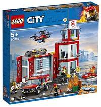 60215 Brandweerkazerne-Lego