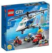 60243 Politiehelikopter achtervolging-Lego