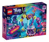 41250 Dansfeestje op het Techno-rif-Lego