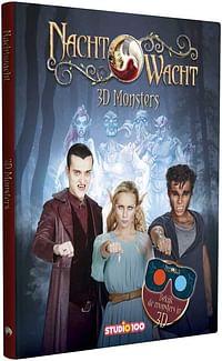Nachtwacht - 3D Monsters-Studio 100