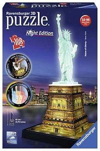 Statue of Liberty night edition 108st-Ravensburger