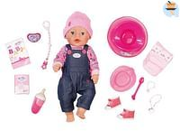 Baby Born Soft Touch Jeans Girl-Zapf creation