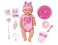Baby Born Soft Touch met blauwe ogen-Zapf creation