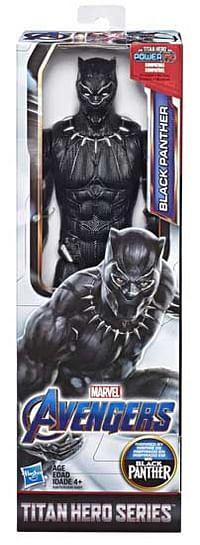 Avengers Titan Hero Black Panther 30cm-Hasbro