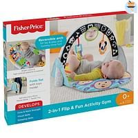 Fisher Price 2-in-1 Activiteitengym-Fisher-Price