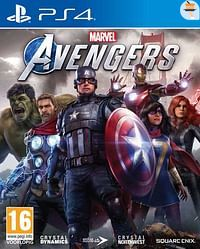 PS4 Marvel