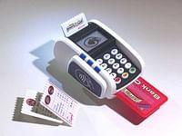 PIN-apparaat met licht en geluid-Klein