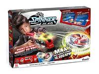 Spinner M.A.D. Single Shot Blaster Firestorm rood-Silverlit