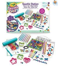 Glitter Dots Sparkle Station Deluxe-Crayola