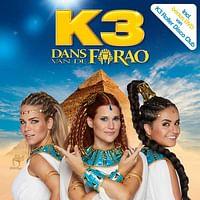 CD K3 Dans van de Farao-Studio 100