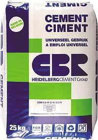 CBR Cement CEMII/B-M32,5 PE-CBR