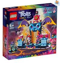 41254 Volcano Rock City concert-Lego