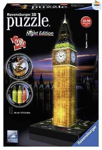 Big Ben night edition 216st-Ravensburger