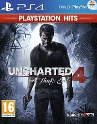 PS4 Uncharted 4 - A Thief