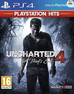 PS4 Uncharted 4 - A Thief's End - Playstation Hits