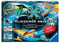 Science X Vliegende objecten-Ravensburger