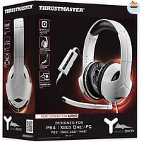 Thrustmaster Y300CPX Universal White Gaming Headse-Thrustmaster