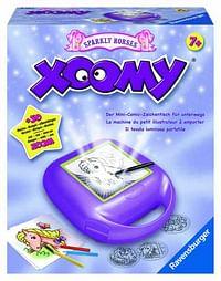 Xoomy Compact Sparkly Horses-Ravensburger