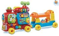 5-in-1 Letter Locomotief-Vtech