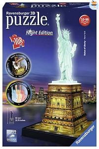 Statue of Liberty night edition 108st-Ravensburger