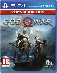 PS4 God Of War - Playstation Hits-Playstation
